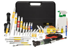 Equalizer Industries Btb 13 Blade Kit, Removal Of Glass, Moldings, Emblems