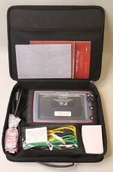 New Snap-on Tools Triton-d8 Integrated Diagnostic System Eems343 19.4 Read