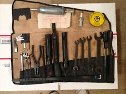 Jaguar E-type Xke Tool Roll Kit And Pouch 3.8 And 4.2 All 100 Original