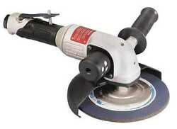 Dynabrade 50350 Type 27 Angle Grinder, 1/2 In Npt Female Air Inlet, Heavy Duty,