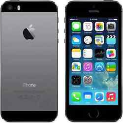 Apple Iphone 5s 16gb Unlocked Silver Mint Condition With Accessories