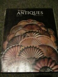 American Carved Furniture May1984 Issue Of Antiques Magazine