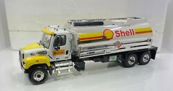 """First Gear 1/34 Scale Freight-liner Granite Custom""""shell Motor Oils Version""""rare"""
