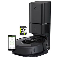 Irobot Roomba I7+robot Vacuum With Automatic Dirt Disposal + Extended Warranty