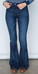 Kimes Ranch Womenand039s High-rise Jennifer Flare Jeans