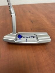 Scotty Cameron Circle T Gss Newport 2 350g Putter Timeless Head W/ Coa And H.c.