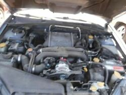 Manual Transmission Outback With Turbo Fits 08-09 Legacy 17482239