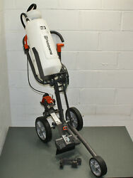 Husqvarna Power Cutter Cart Kv970 For Concrete Saw K970 And K1260 Rolling Caddy