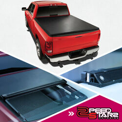 Vinyl Soft Top Roll-up Tonneau Cover Assembly For 19-21 Ford Ranger 6' Truck Bed