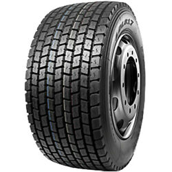 4 Tires Leao Adl817 445/50r22.5 Load L 20 Ply Drive Commercial