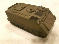 Vintage Ft Knox Tasc M113 Us Armored Personnel Carrier Recognition Id Model Rare