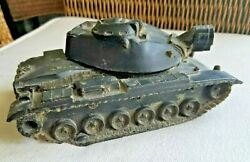Vintage Ft Knox Tasc M60 A1 U.s. Full Tracked Tank Recognition Id Modl