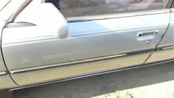 1989 Toyota Camry Le Door Assembly Fr 16017714