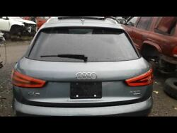 Trunk/hatch/tailgate Spoiler With Power Liftgate Fits 15 Audi Q3 16472320