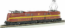 Bachmann 65352 N Scale Pennsylvania Gg-1 Electric Locomotive 4913 With Dcc