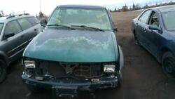 Rear Axle 4wd 8-1/2 Ring Gear With Zr2 Fits 94-97 S10/s15/sonoma 16693991