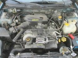 Ac Condenser Lhd Fits 98-99 Legacy 16499021