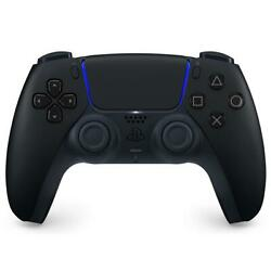 Playstation Dualsense Wireless Controller For Playstation 5 Midnight Black