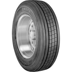 4 Tires Roadmaster By Cooper Rm872 285/75r24.5 G 14 Ply Trailer Commercial