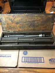 Machinist Lathe Mill Ammco Piston Pin Hole Grinder Honing Tool Display Piece