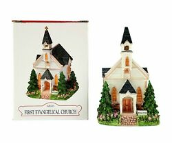 Liberty Falls First Evangelical Church 2001 N Scale House