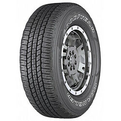 Goodyear Wrangler Fortitude Ht 235/70r16 106t Bsw 4 Tires
