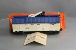 Lionel 3665 Vintage O Minuteman Missile Launching Car/box