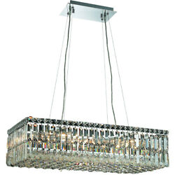 Asfour Crystal Chandelier Foyer Dining Living Room Kitchen Fixture 16 Light 28