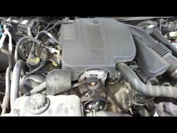 2010 Lincoln Town Car Signature Ltd. Engine Assembly 9s802aa