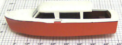 Lionel 6416-1wr White Over Red Boat Complete 10
