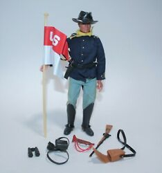 Gabriel Vintage The Lone Ranger Figure Lost Cavalry Complete W/ All Parts
