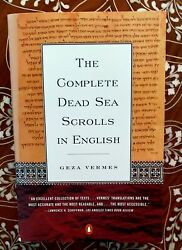 The Complete Dead Sea Scrolls In English 1998 Paperback
