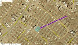 Vacant Land In Pahrump, Nevada | .12 Acre | 196.53 Per Month Or 7,999 Cash
