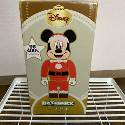 Be@rbrick Mickey Mouse Santa Ver. Seven Eleven Ornament Lottery Special Prize