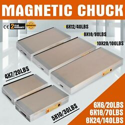 Permanent Magnetic Chucks For Tools Grinding Machines Edm Cnc Stainless Steels