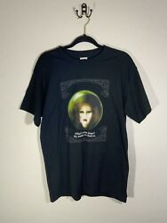 Vintage Y2k Disney Haunted Mansion Whatand039s Your Future - Full Graphic Tee Shirt