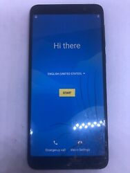 Alcatel Tcl A1x - A503dl - Tracfone Wireless - Black - Smartphone - For Parts