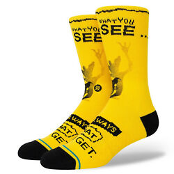 Stance Socks X Gremlins What You See Isnand039t Always What You Get Large Menand039s 9-13