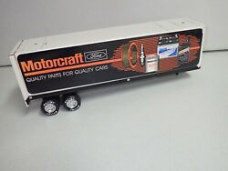 Nylint Vintage Motorcraft Ford Semi Trailer Only Toy Pressed Tin 15