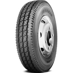 2 Tires Ironman I-208 225/70r19.5 Load G 14 Ply Commercial