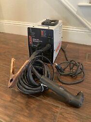 Hobart Airforce 12ci Plasma Cutter With Air Compressor Nice Great Price