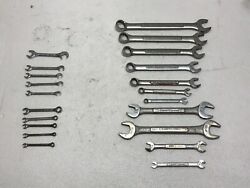 Mechanics Tools Used Craftsman Wrenches 21 Craftsman Wrenches