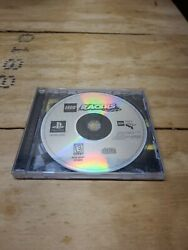 Lego Racers Sony Playstation 1 1999 Disc And Case Tested No Manual
