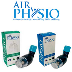 Airphysio Positive Expiratory Pressure Mucus Removal And Lung Expansion Device