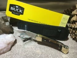 Buck Knife - 110 Vintage 2009 With Original Box And Sheath New Old Stock