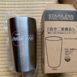 Winning Products Tokyo Olympics Coca Cola Stainless Tumbler