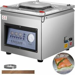 12.6 Inch Vacuum Plastic Bag Sealer Machine For Kitchen Food Business Packings
