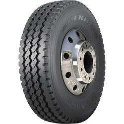 4 Tires Americus Ms 4000 11r22.5 Load H 16 Ply All Position Commercial