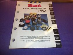 Stant Caps And Thermostats Catalog C334 1996 Radiator Oil Fuel 274 Pg Car And Truck