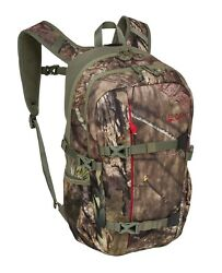 Hunting Backpack Mossy Oak Camouflage Outdoor Hiking Camping Daypack Storage 22L $19.99